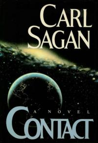 Beste science fiction boeken: Contact van Carl Sagan