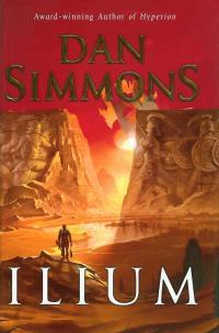 Beste SciFi boeken series: Ilium Olympos