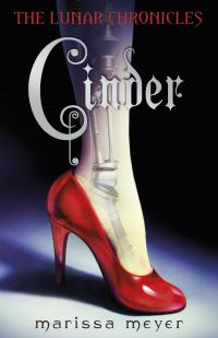 Beste science fiction jeugd: Cinder