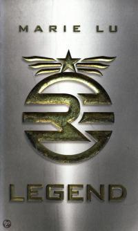 de Legend trilogie - Marie Lu