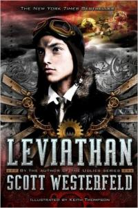 Beste science fiction boeken series jeugd: Leviathan