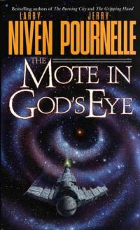 Beste sf boeken series: Mote In God's Eye - Larry Niven