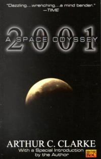 Science fiction boeken: 2001 : A Space Odyssey