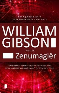 Beste sf series: Neuromancer / Zenumagiër, William Gibson